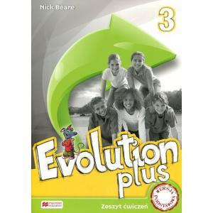 Evolution Plus 3.  Ćwiczenia. Wersja Podstawowa (Do Wersji Wieloletniej)