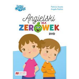Angielski dla zerówek. DVD