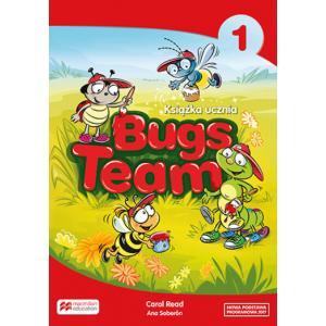 Bugs Team 1. Podręcznik Wieloletni