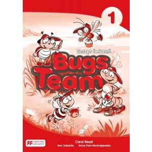 Bugs Team 1. Ćwiczenia (do Podręcznika Wieloletniego)
