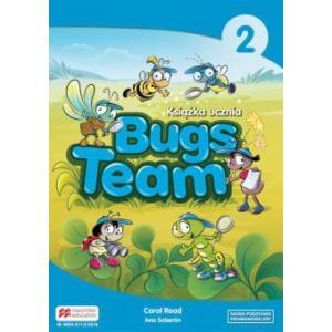 Bugs Team 2. Podręcznik Wieloletni