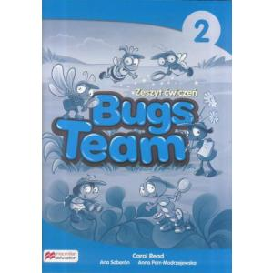 Bugs Team 2. Ćwiczenia (do Podręcznika Wieloletniego)