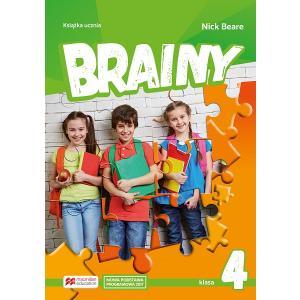 Brainy. Podręcznik Wieloletni. Klasa 4. Szkoła Podstawowa