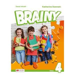 Brainy. Ćwiczenia. Klasa 4. Szkoła Podstawowa