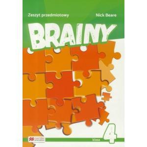 Brainy. Zeszyt do Języka Angielskiego. Klasa 4. Szkoła Podstawowa