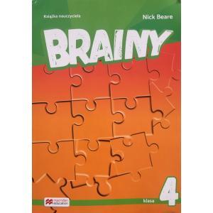 Brainy. Książka Nauczyciela. Klasa 4. Szkoła Podstawowa