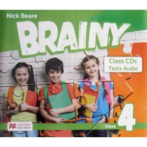 Brainy. CD do Podręcznika. Klasa 4. Szkoła Podstawowa