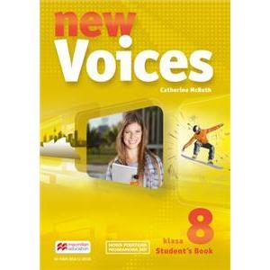 New Voices. Podręcznik Wieloletni. Klasa 8. Szkoła Podstawowa