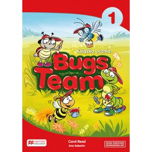 Bugs Team 2 Książka Nauczyciela (Reforma 2017)