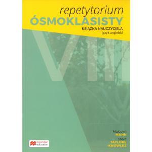 Repetytorium Ósmoklasisty. Książka Nauczyciela + CD