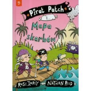 Pirat Patch i mapa skarbów