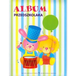Album przedszkolaka nowe