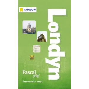 Londyn Pascal 360 Przewodnik + mapa