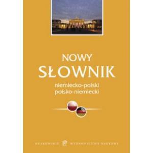 Nowy Słownik Niemiecko/Polsko/Niemiecki KWN