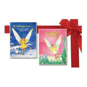 W zimowym lesie + Księga przygód małego elfa. Pakiet