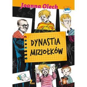Dynastia Miziołków. Olech, J. Opr. twarda