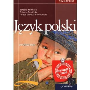Język Polski 2. Podręcznik. Klasa 2. Gimnazjum