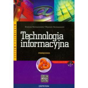 ZxxxTechnologia Informacyjna Liceum/Technikum podręcznik wydanie 2010