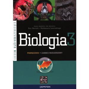 ZxxxBiologia Liceum kl. 3 podręcznik zakres rozszerzony wydanie 2010