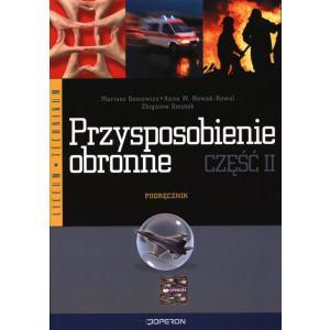 ZxxxPrzysposobienie Obronne Liceum/Technikum podręcznik cz. 2 wydanie 2010