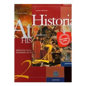 Historia 2. Podręcznik + Atlas. Klasa 2. Gimnazjum