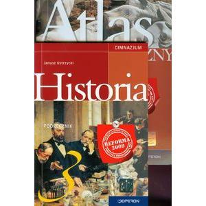 Historia 3. Podręcznik z Atlasem. Klasa 3. Gimnazjum