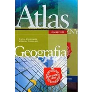 Geografia 3. Podręcznik z Atlasem. Klasa 3. Gimnazjum
