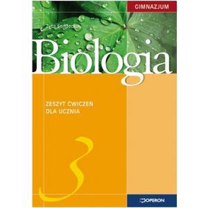 Biologia 3. Ćwiczenia. Klasa 3. Gimnazjum
