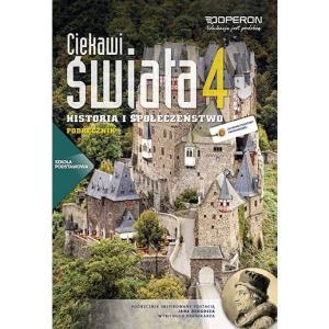 ZxxxCiekawi Świata Historia. SP kl. 4. Historia i społeczeństwo. Podr + atlas. 2013