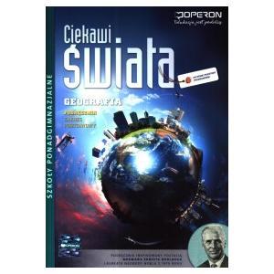 Ciekawi świata Geografia ZP Szkoła ponagimnazjalna podręcznik 2012