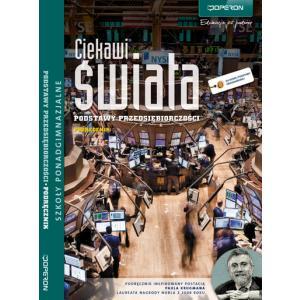 Ciekawi świata Podstawy przedsiębiorczości ZP Szkoła ponadgimnazjalna podręcznik 2012