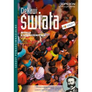 Ciekawi świata WOS ZP Szkoła ponadgimnazjalna podręcznik 2012