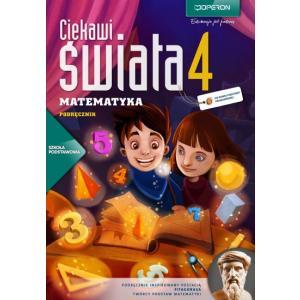 ZxxxCiekawi Świata Matematyka kl. 4 podręcznik wyd. 2012