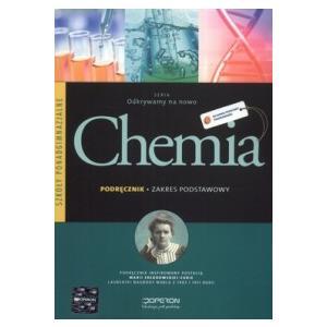 Odkrywamy na nowo Chemia Szkoła Ponadgimnazjalna podręcznik zakres podstawowy wyd. 2012