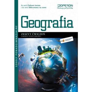 Ciekawi świata Geografia ZP Szkoła ponagimnazjalna zeszyt ćwiczeń