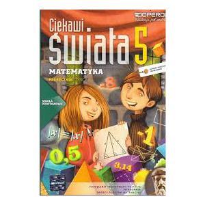 Matematyka. Ciekawi Świata. Podręcznik. Klasa 5 Część 2. Szkoła Podstawowa