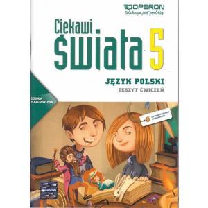 Język Polski 5. Ciekawi Świata. Ćwiczenia. Klasa 5. Szkoła Podstawowa