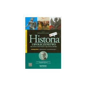 Odkrywamy na Nowo. Przedmiot Uzupełniający Historia. Podręcznik Ojczysty Panteon i Ojczyste Spory. Szkoła Ponadgimnazjalna