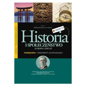 Odkrywamy na nowo Przedmiot Uzupełniający Historia Europa i Świat LO podręcznik wyd. 2014
