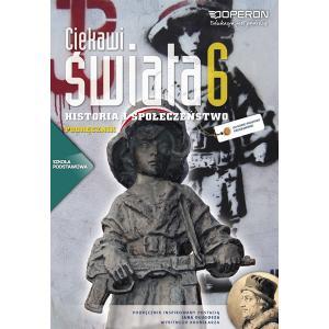 Historia i Społeczeństwo 6. Ciekawi Świata. Podręcznik. Klasa 6. Szkoła Podstawowa