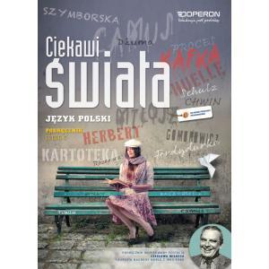Język Polski 5. Ciekawi Świata. Podręcznik. Szkoła Ponadgimnazjalna. Zakres Podstawowy i Rozszerzony