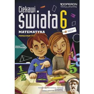 Matematyka. Ciekawi Świata. Podręcznik. Klasa 6 Część 1. Szkoła Podstawowa