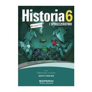 Historia i Społeczeństwo 6. Odkrywamy Na Nowo. Ćwiczenia. Klasa 6. Szkoła Podstawowa