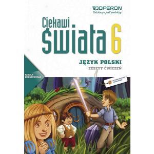 Język Polski 6. Ciekawi Świata. Ćwiczenia. Klasa 6. Szkoła Podstawowa