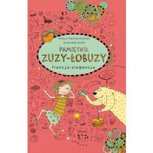 Pamiętnik Zuzy-Łobuzy 7 Francja elegancja. Kohl