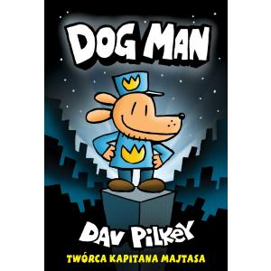 Dogman Tom 1 /komiks/