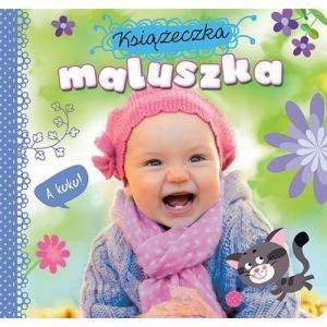 Książeczka Maluszka A Kuku!