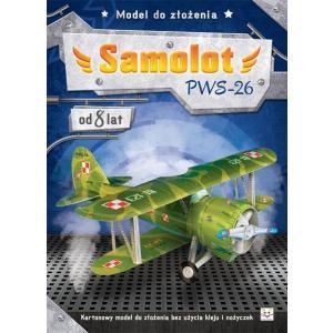 Model do złożenia. Samolot PWS-26