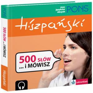 PONS 500 słów... i mówisz. Hiszpański