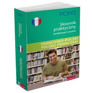 PONS Słownik Praktyczny francusko-polski-francuski